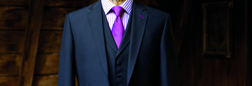 Your new made to measure suit is ready for you